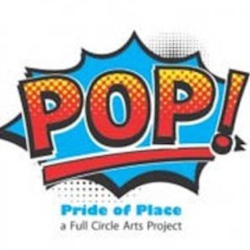 POP pride of please a full circle arts project