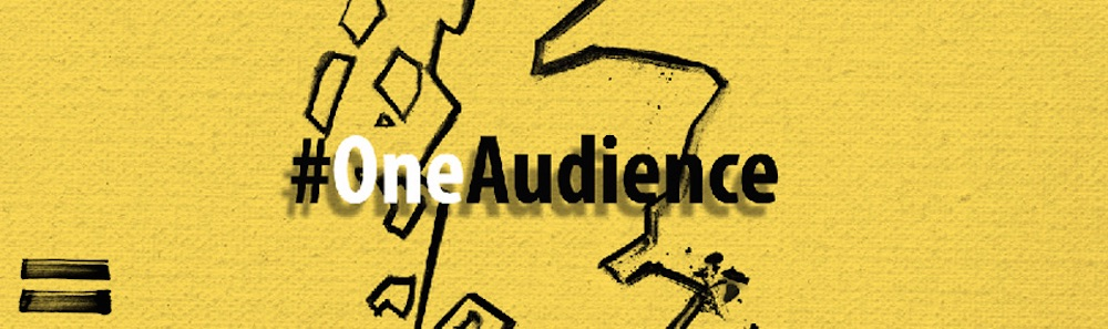 #oneaudience